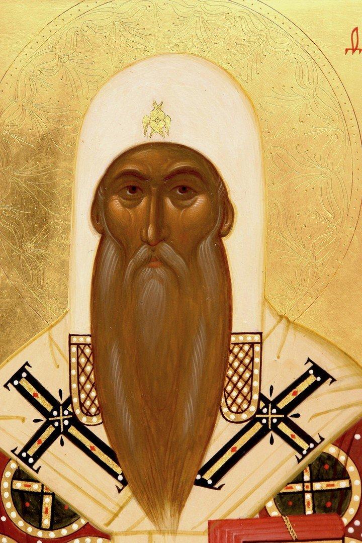 Святитель Феогност, Митрополит Киевский и Московский.