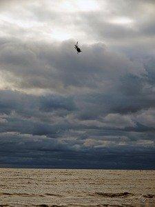 Однажды осенним днем над Финским заливом