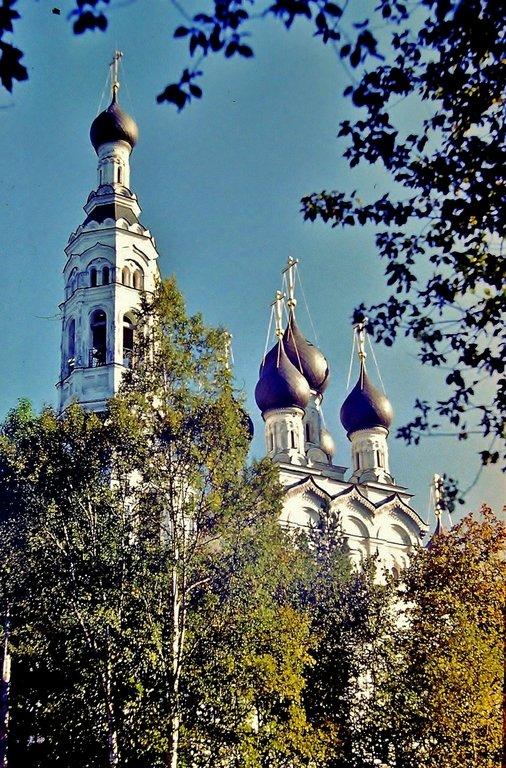 Церковь в Зеленогорске