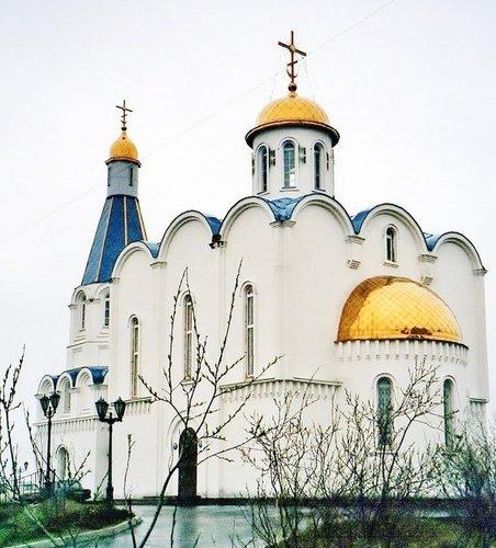 Храм в Мурманске