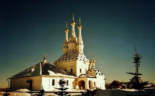 Церковь Одигитрия в Вязьме