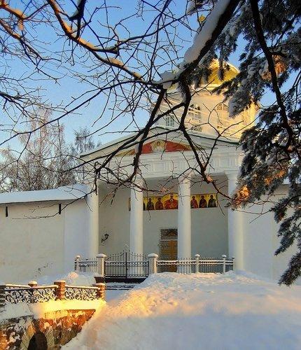 Псково- Печерский монастырь