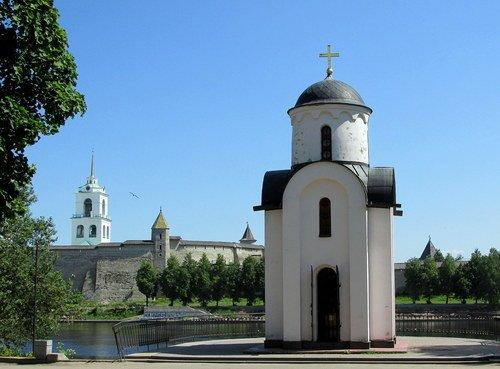 Ольгинская часовня во Пскове