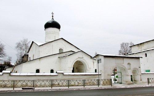 Церковь во Пскове