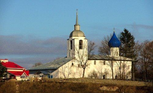 Церковь Петра и Павла во Пскове