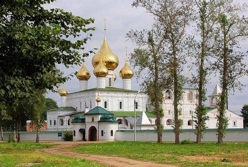 Собор Угличского мужского монастыря