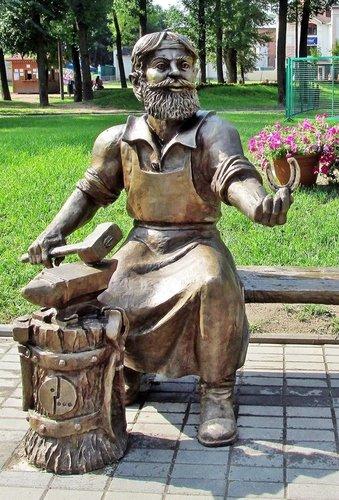 Скобарь во Пскове