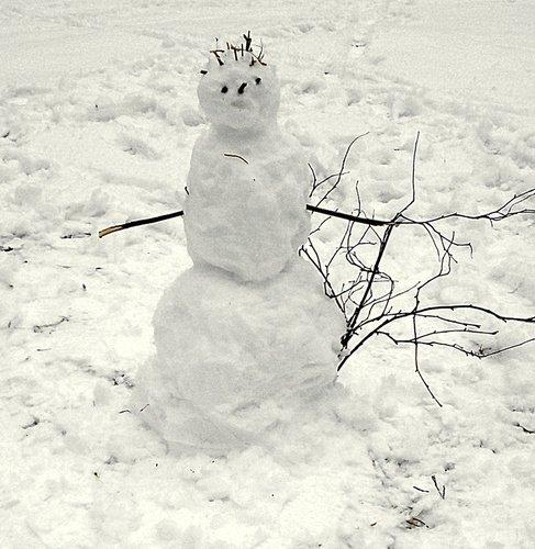 Последний снеговик