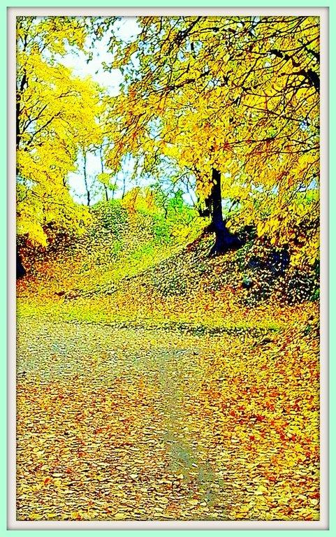 Осенний импрессионизм
