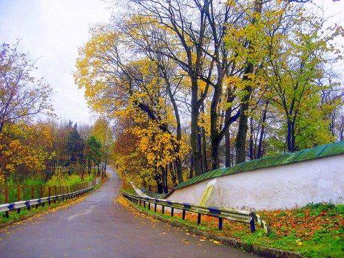 У Снетогорского монастыря